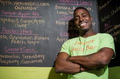 Baltimore Black-Owned Juice Bar Squeezes Its Way to Small Business Success