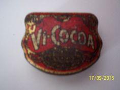 vintage Vi-Cocoa tin