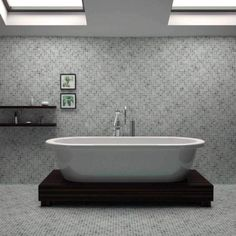 For advice on how to fix mosaic tile sheets see our fact sheet on how to lay mosaic tiles.