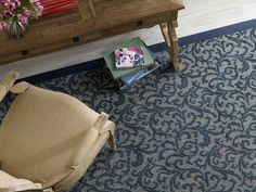 Rave Review color 00448 from Tuftex Carpets of California. Available in area rugs and broadloom.