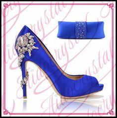 819d3012268c6 78 Best Crystal shoes images