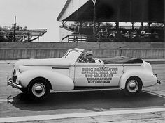 Pace Cars: 1939 Indy ★。☆。JpM ENTERTAINMENT ☆。★。