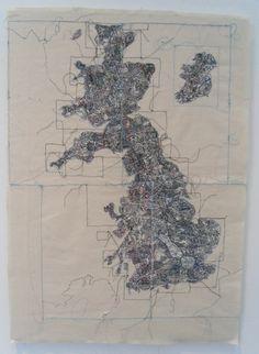 Mixed Identity | Alison Stewart Artist Textile Artists, Art, Humanoid Sketch