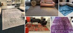 Fortschrittlich denken, #nachhaltig handeln - hochwertige #Teppiche in einzigartigem Design liegen im #Trend | used-design