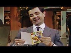 ▶ Mr. Bean - Birthday Dinner for One | Bean's Birthday Bash 2012 - YouTube // Happy 60th Birthday, Rowan Atkinson! :)
