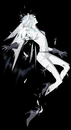 Antarcticite - Houseki no Kuni - Image - Zerochan Anime Image Board Vocaloid, Anime Style, Manga Anime, Anime Art, Drawings Of Friends, Fan Art, Thing 1, Manga Games, Magical Girl