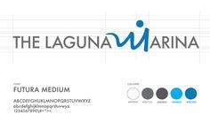 LagunaMarina logo structure
