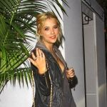 Ashley Benson from 'Pretty Little Liars' spotted at the Chateau Marmont on May 25, 2012.
