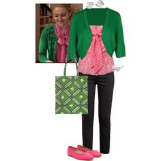 """""""Carrie: The Carrie Diaries"""" by msgeddings on Polyvore"""