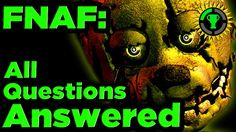Game Theory: FNAF Mysteries SOLVED pt. 1- I FINALLY GET EVERYTHING NOW!! lol matpat is the best
