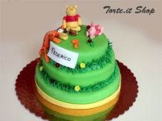 la torta del secondo compleanno di Fede!!