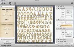Bitmap Font Importer For Unity C#