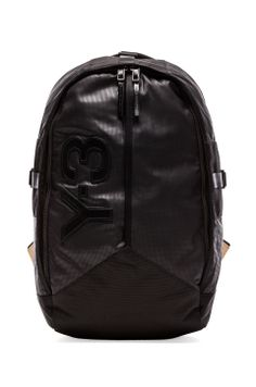 bd2d59a098 Shop for Yohji Yamamoto Day Backpack in Black at REVOLVE.
