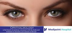#Ophthalmology is the branch of medicine concerned with the study and treatment of disorders and diseases of the #eye