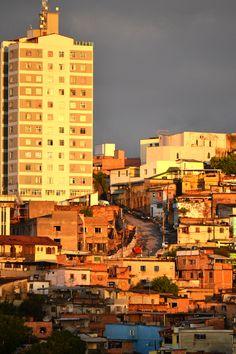 Morro no bairro São Lucas