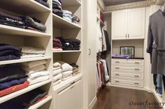 Walk In Closet Design, Closet Designs, Dressing Table Room, Concealed Laundry, Dental Molding, Closet Remodel, Custom Closets, Laundry Hamper, House Building