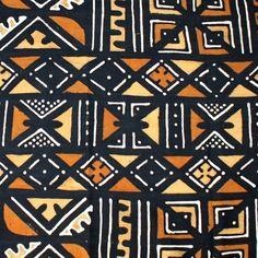Bogolan artisanal du Mali