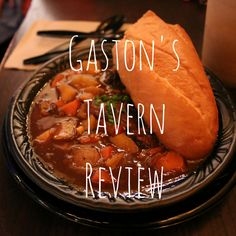 Review of Gaston's Tavern at Disney World's Magic Kingdom Park