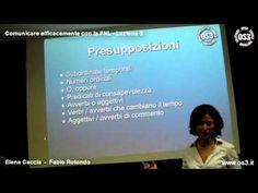 Comunicare efficacemente con la PNL - Lezione 3 - YouTube