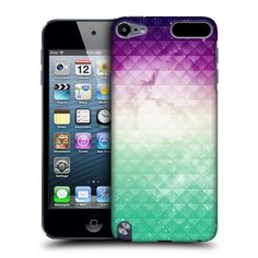 Head Case Printed Studded Ombre Back Case for Apple iPod Touch 5g 5th Gen | eBay
