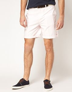 ASOS Oxford Shorts