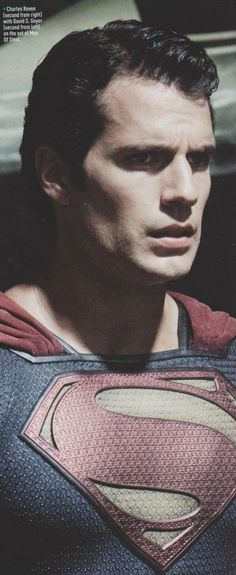 New Man of Steel Images Revealed! - ComingSoon.net