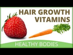 Best Vitamins For Hair Growth | Top 7 Vitamins And Minerals For Hair - YouTube