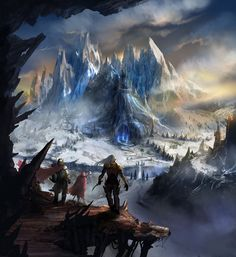 Also known as the Sword of the World, the sentient Heartless Mountain is a huge dangerous location few dared to tread. Surrounded by hostile winds and the freezing temperatures, it is a fool's erra...