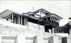 Casa rio branco paranhos, 1943/Vilanova Artigas