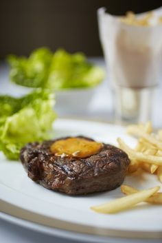 the wolseley steak and frites