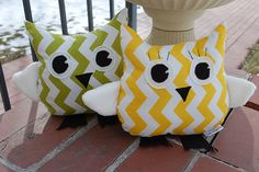 free owl pattern and tutorial