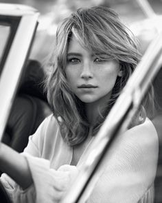The only path to follow is your own. Haley Bennett takes the wheel to celebrate 10 years of Chloé's signature Eau de Parfum #chloeGIRLS