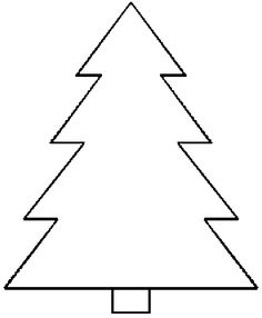 Christmas Tree Stencil From About Stencils Christmas Tree Outline, Christmas Tree Cut Out, Christmas Tree Stencil, Christmas Tree Printable, Christmas Tree Coloring Page, Christmas Tree Template, Christmas Tree Cookies, Christmas Tree Pattern, Free Christmas Printables