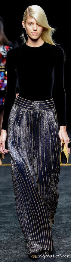 Balmain Collections Fall Winter 2015-16