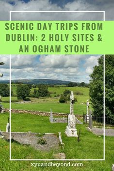 Ireland's Ancient East is home to many sacred sites from Holy Wells to Ogham stones. This is an easy day trip from Dublin Europe Destinations, Travel Europe, Ireland Travel, Dublin Ireland, Continents And Countries, Travel Guides, Travel Tips, Thing 1, France