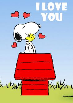 Snoopy loves Woodstock The Effective Pictures We Offer You About funny photo edits A quality picture Snoopy Valentine, Valentines Day Funny, Snoopy Christmas, Christmas Carol, Snoopy Comics, Bd Comics, Snoopy Love, Snoopy And Woodstock, Snoopy Quotes Love