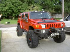 hummer h3 favorite mods - Google Search