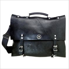 Bentley Large Bag, made from Reused Inner Tubes, $98, at Eco + Envy