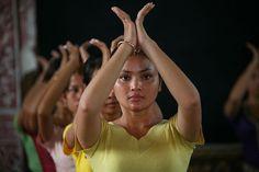 Traditional dancers training, Phnom Penh, Cambodia - Eric Lafforgue
