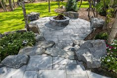 5 Patio Styles for Your Backyard Oasis Backyard Landscaping, Landscaping Ideas, Patio Ideas, Concrete Backyard, Concrete Steps, Pool Ideas, Yard Ideas, Outdoor Ideas, Raised Patio