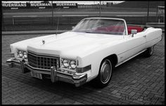 1972 Cadillac Eldorado Conv.\\ by ~compaan-art