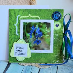 Kartka z przesłaniem - Witaj moja Piękna Frame, Cards, Painting, Home Decor, Picture Frame, Decoration Home, Room Decor, Painting Art, Paintings