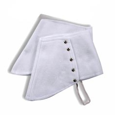 White Gentleman Spats | Totally Costumes