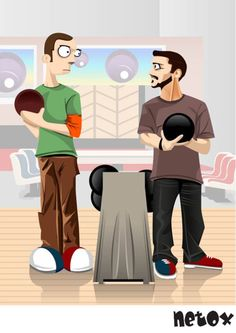 Will Wheaton and Sheldon