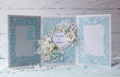 Lemoncraft: Inspires Anastasia: Album for twins and cards - Inspirations from Anastasiya: Baby book for twins and cards