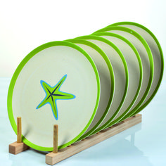 "Eco Friendly Bambooware  8"" Plate"