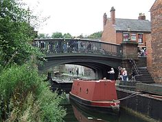Visit The Black Country Museum www.bclm.com when completing the Stourport Ring from Worcester or Alvechurch Marina www.abcboathire.com