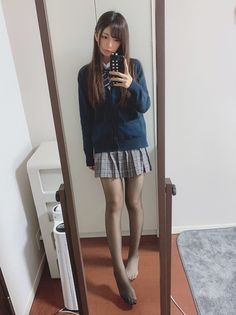 - Source by - School Girl Japan, School Girl Outfit, Japan Girl, Cute Asian Girls, Cute Girls, Cute Kawaii Girl, Korean Beauty Girls, Schoolgirl Style, Cute Young Girl