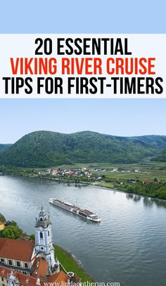 Planning a Viking River Cruise is a dream vacation! These Viking River Cruise tips will prepare you for your European River Cruise! River Cruises In Europe, European River Cruises, Cruise Europe, Packing For A Cruise, Cruise Tips, Cruise Travel, Europe Travel Tips, Cruise Vacation, Backpacking Europe