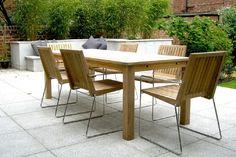 Entertaining Contemporary Garden Furniture